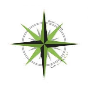 Logo del Podcast Con G de Geo