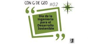 Día de la Ingeniería para el Desarrollo Sostenible.