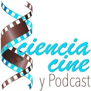 Logo de Ciencia, cine y podcast