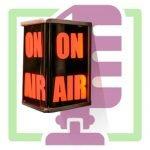 Logo Podcastidae ON AIR