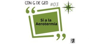 Sí a la Aerotermia.