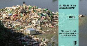 Plastico en aguas continentales