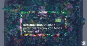 Carátula AEA 58 Residualismo