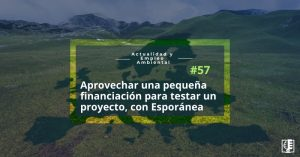 Caratula Actualidad y Empleo Ambiental 57