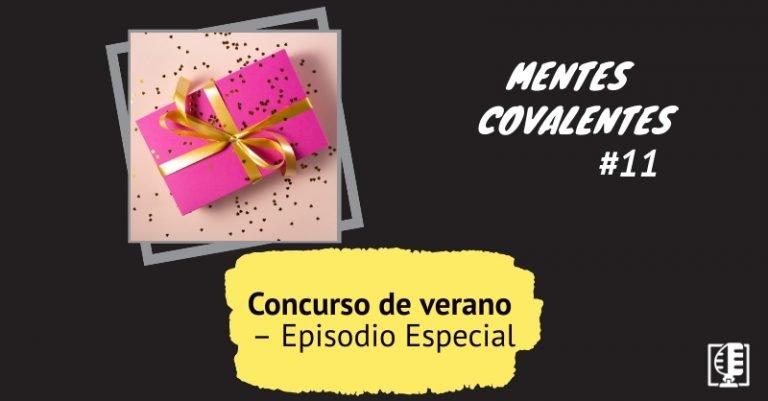 Carátula Mentes Covalenes 11 - Especial regalo