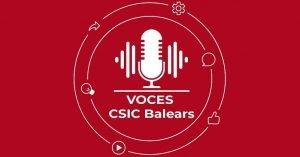 Logo Voces, CSIC Balear RRSS