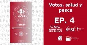 Votos, salud y pesca | Voces, CSIC Balears #04