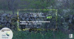 Prados de siega: un ecosistema cultural, con Iñaki Mola | Actualidad y Empleo Ambiental #97