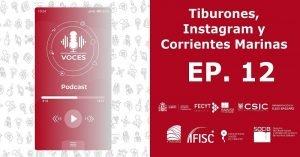 Tiburones, Instagram y Corrientes Marinas | Voces, CSIC Balears #12